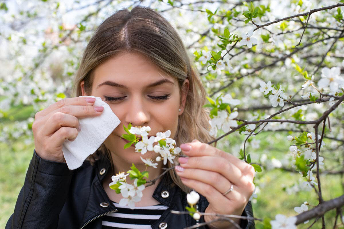 Treating Allergies Naturally