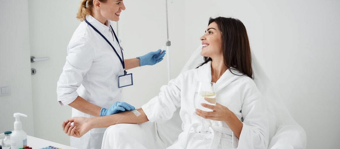 iv therapy in Calgary